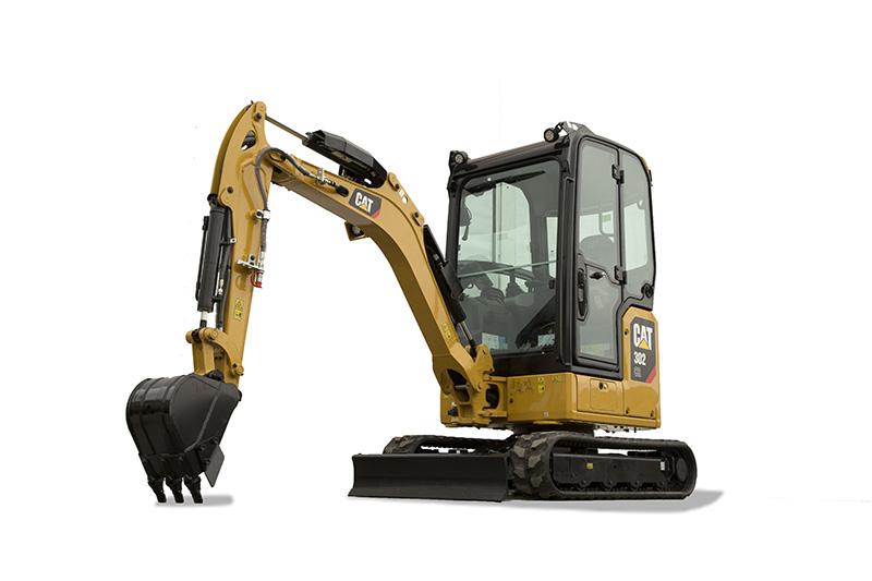 Cat 302 CR