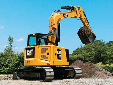 La nueva Generación de micro excavadoras es hasta un 20% más productiva que la serie anterior y la competencia. MÁXIMA POTENCIA.