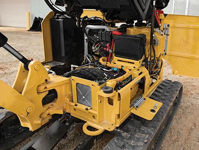 Reduce los costes de mantenimiento permitiendo el acceso a los componentes internos de la máquina. REDUCCIÓN DE COSTES.