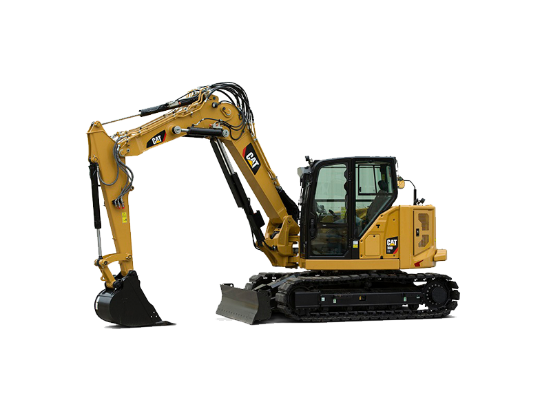 Cat 308 CR VAB