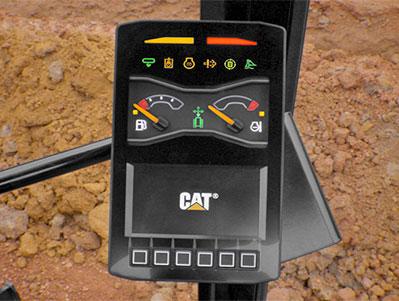 Permite leer fácilmente los datos de la máquina y ajustar y configurar la velocidad y respuesta de sus controles. ÚNICOS EN EL MERCADO.