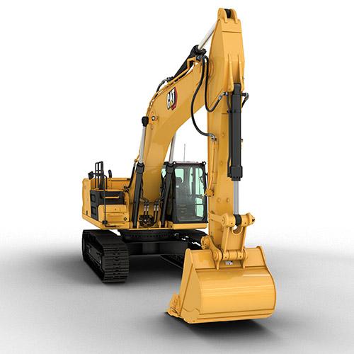 Excavadora Cat 323 F