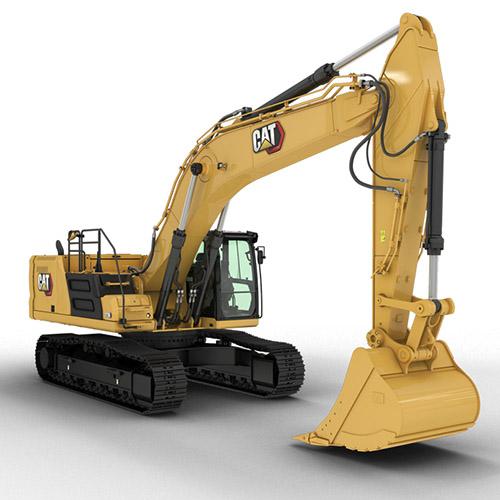 Excavadora 320 GC