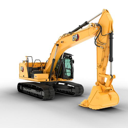 Excavadora Cat 326